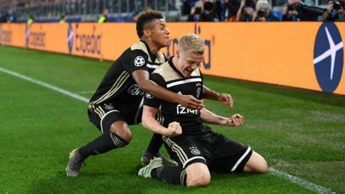 Ajax Scores at 34th Minute, Honors #34, Morocco's Abdelhak Nouri