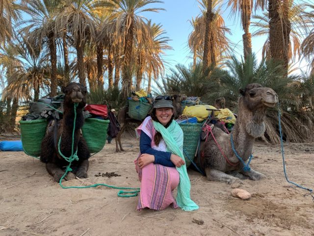 BBC Adventurer Alice Morrison: 'In Morocco, You Walk on History'