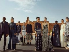 Dior presented its Common Ground collection in Marrakech