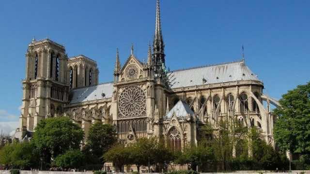 France's Wealthiest Families Donate €500 Million for Notre-Dame