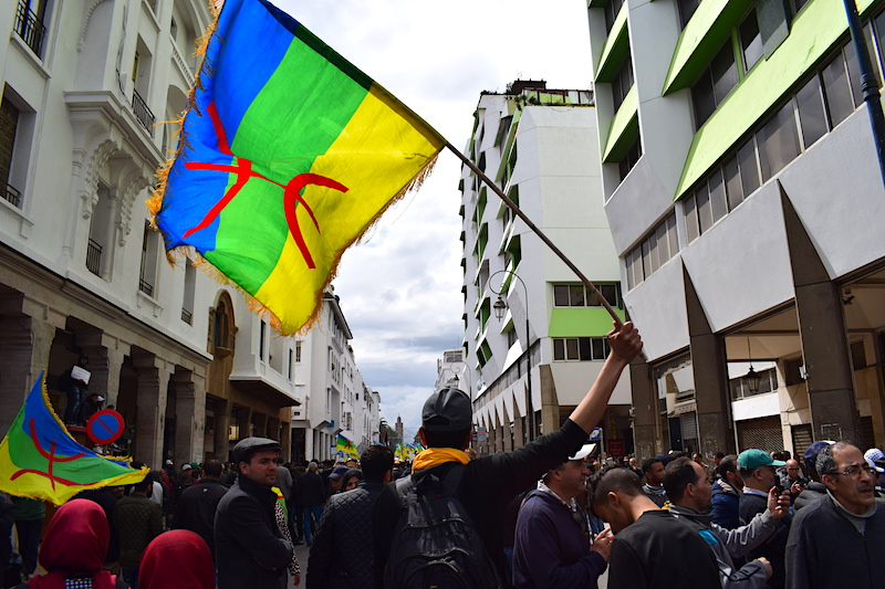 First Hirak Rif March After Appeal Brings Hundreds to Rabat