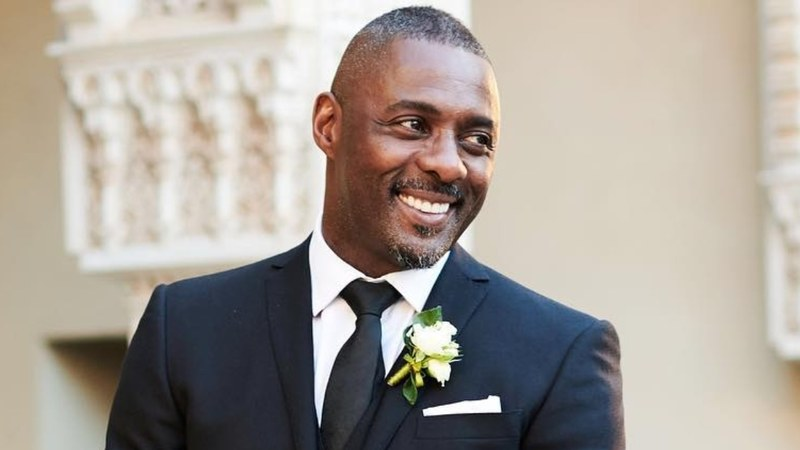 In Pictures: Idris Elba and Model Sabrina Dhowre's Wedding in Marrakech