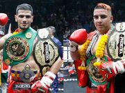 Moroccan Boughanem Brothers Become Muay Thai WKN World Champions