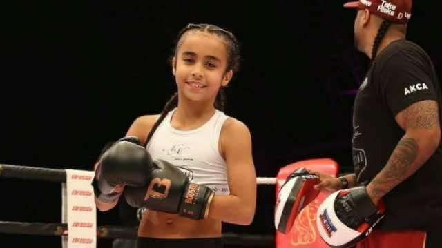 Moroccan-Dutch 9-year-old Kickboxer Wins World Championship