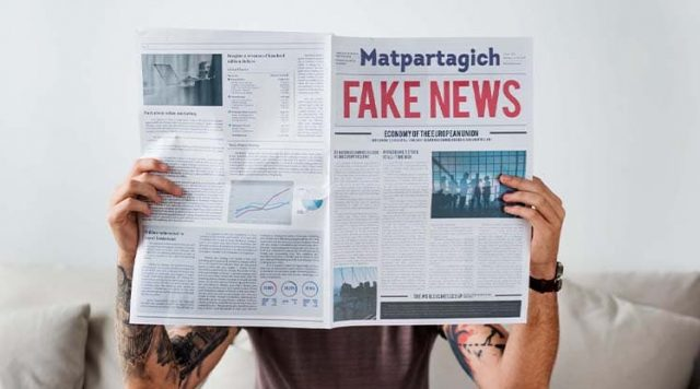 Moroccan Facebook Page 'Matpartagich' Fights Fake News