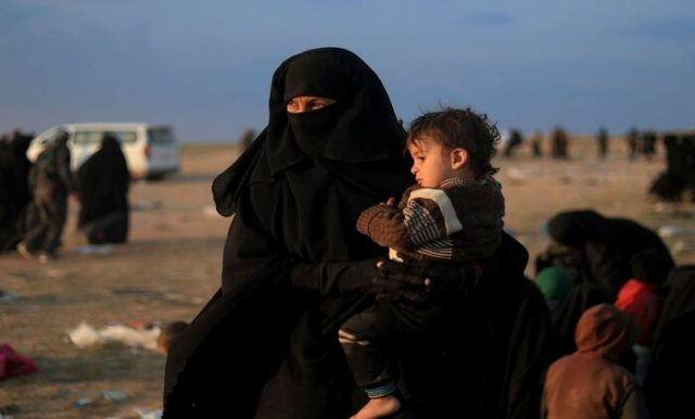 Moroccan Grandma Stranded in Syria After Trying to Bring Grandkids Home