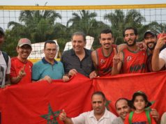Morocco Beach Volleyball Team qualifies for World Cup in Germany