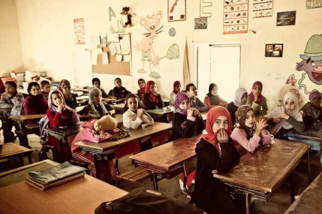 Primary School Near Tangier to Pilot Mandarin Chinese Classes