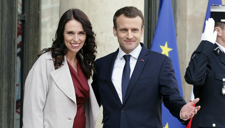 New Zealand & France plan bid to tackle online extremism