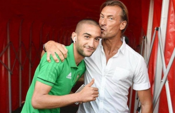 Renard Admits Making Mistake With Moroccan Footballer Hakim Ziyech