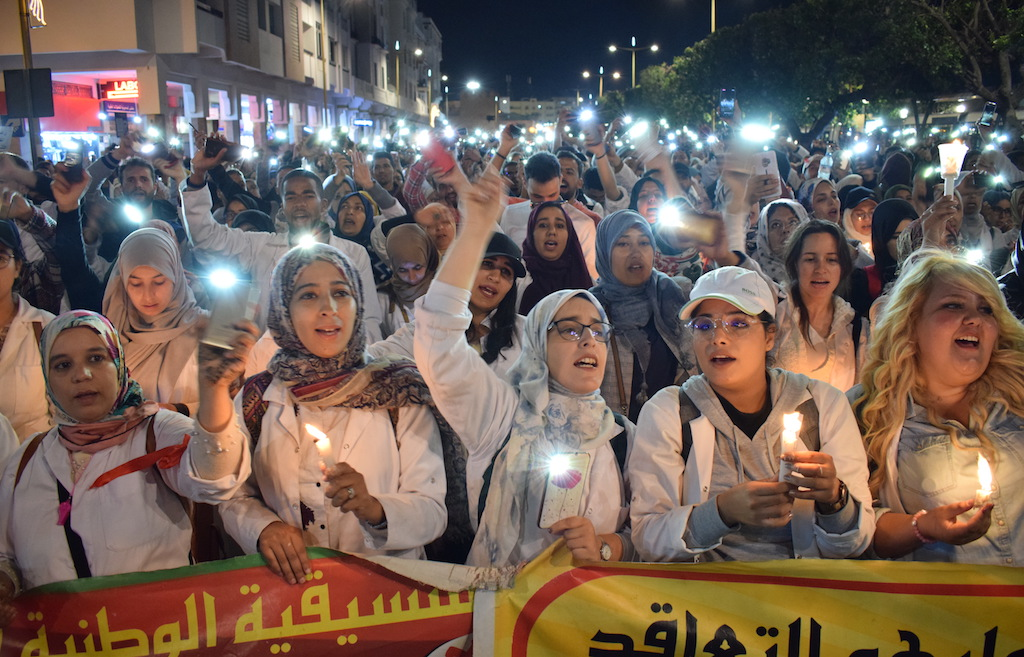Morocco's Contractual Teachers Call for 2-Day National Strike