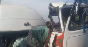 Truck Collides With Bus Near Bousselham, Morocco, Killing 14, Injuring 30Truck Collides With Bus Near Bousselham, Morocco, Killing 14, Injuring 30