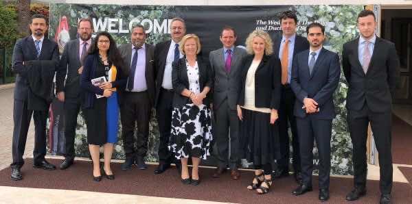 Delegation of UK Educational Organizations Visit Rabat, Casablanca