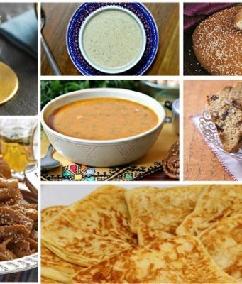 A Very Moroccan Ramadan Harira, Dates and Chebakia Galore
