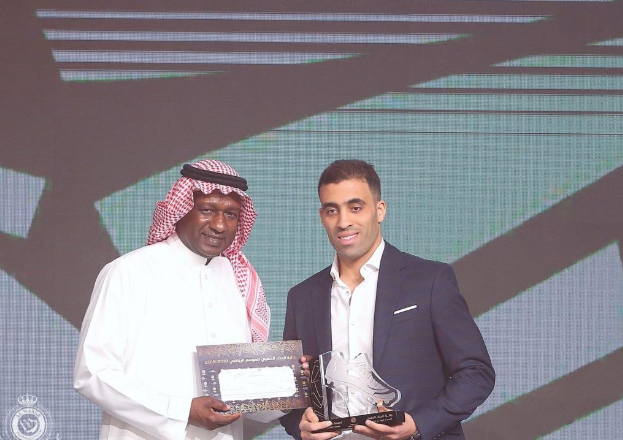 Morocco's Abderrazak Hamdallah Top Scorer in Saudi Arabia's 2018-2019 Championship