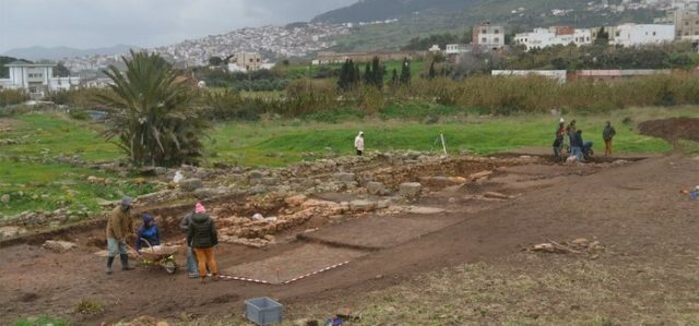 Archeologists Uncover Ancient Roman Moat Near Tetouan, Morocco