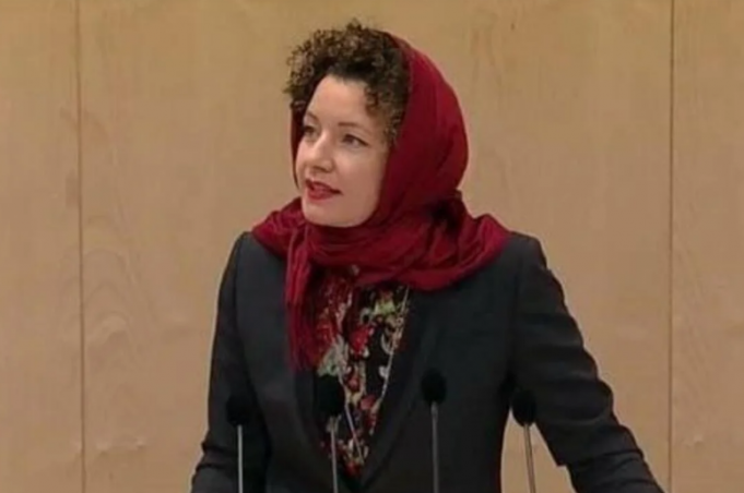 Austrian MP Wears Hijab in Parliament to Protest its Ban for School Girls