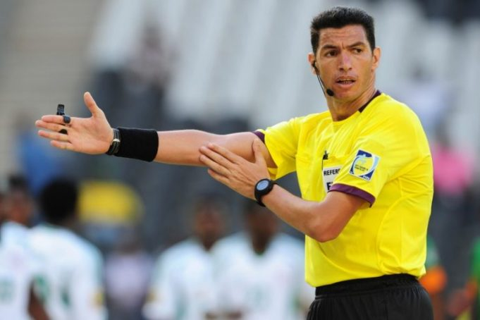 CAF Suspends Egyptian Referee Gehad Grisha