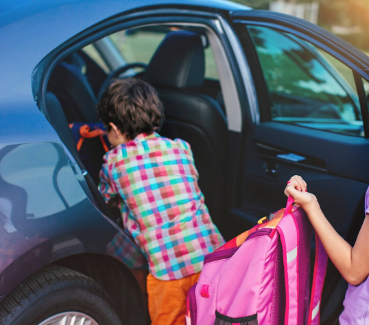 """A new ride-sharing app for children """"Gokidok"""" is coming to Rabat in September."""
