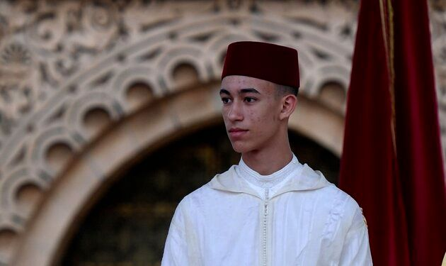 Video: Crown Prince Moulay Hassan in Casual Mode at Royal Palace