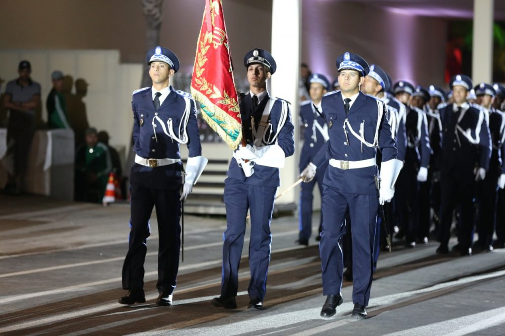 DGSN Celebrates 63rd Anniversary at Royal Police Institute in Kenitra