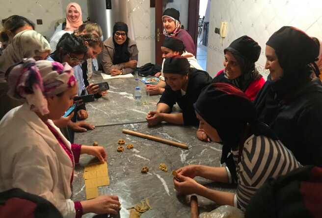 Moroccan Associations are Filling Gaps to Protect Domestic Violence Survivors