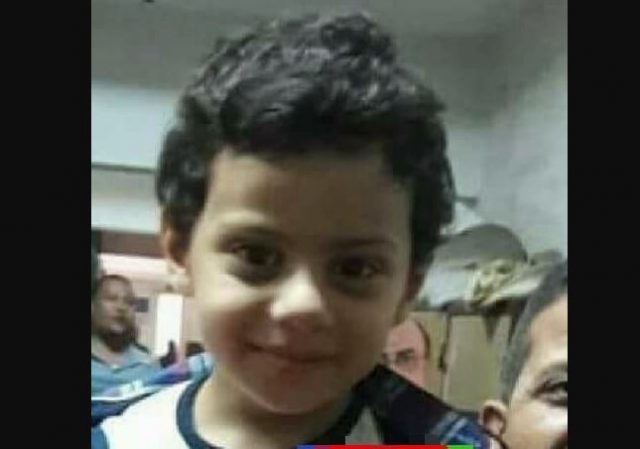 Egyptian Father Files Complaint Against 4-year-old Boy for Kissing His Daughter