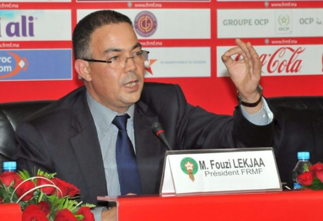 FRMF Slam Referee for WAC-ES Tunis Mistakes