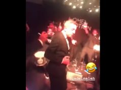 Video: Gad Elmaleh Spotted Dancing With Salma Hayek at Cannes