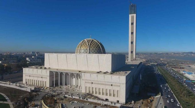 The Biggest Mosque in Africa is Now in Algeria, Not Morocco