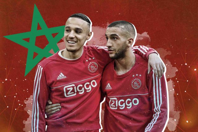 Morocco's Hakim Ziyech Wins Player of the Year at Ajax