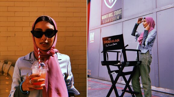 Zoha Rahman Playing Spiderman's First Hijabi Character in Latest Film