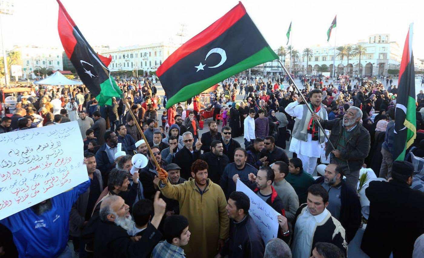 Human Rights Violations Increase as Libya Approaches Civil War