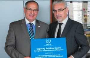 IAEA Designates Morocco's Emergency Preparedness and Response Center, First in Africa