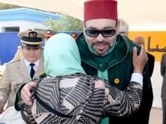King Mohammed VI Launches Ramadan's FoodStuffs Distribution Operation in Rabat