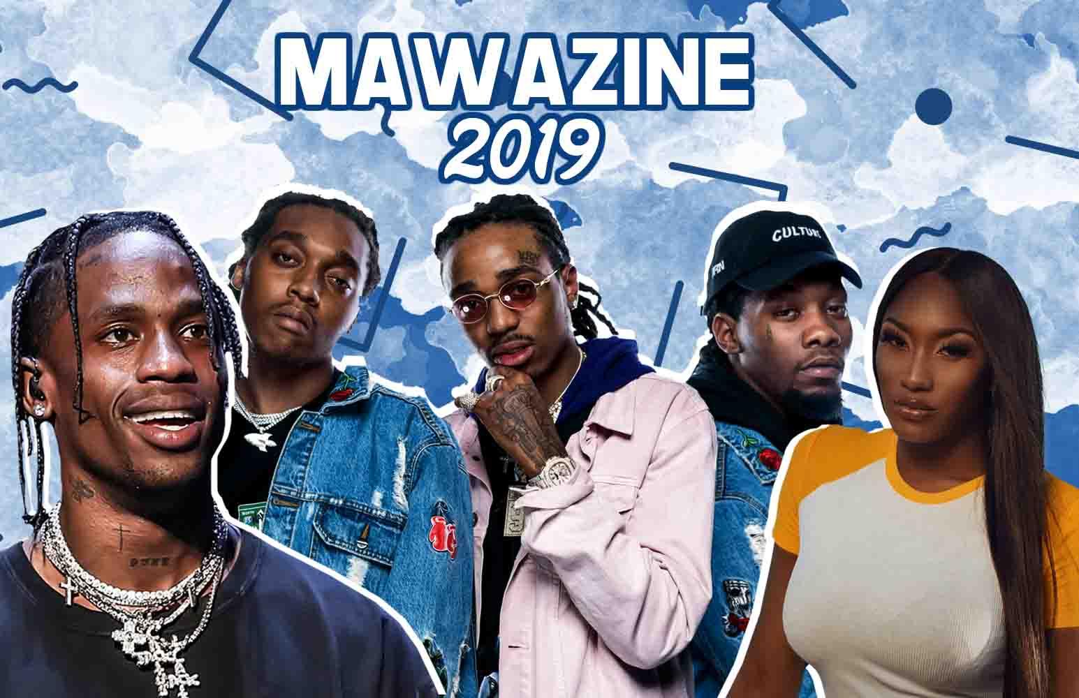 Mawazine 2019: Aya Nakamura, Travis Scott, and Migos Added to Lineup