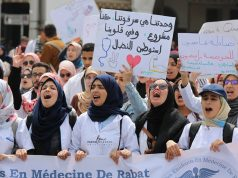 Moroccan Medical Students Claim their Rights with Hashtags on Social Media