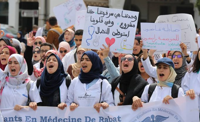Overwhelming Exam Boycott Raises Stakes in Medical Student Protests