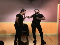 Moroccan Comedy Duo 'Les Inqualifiables' Perform Across the US