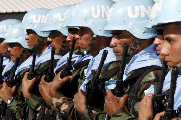 UN Honors Moroccan Peacekeeping Volunteers