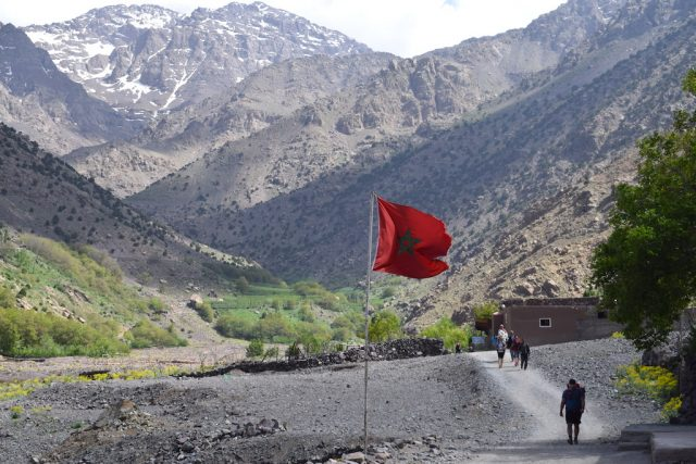 In Photos: Hiking Mt. Toubkal