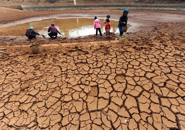 Namibia Declares a National Drought Emergency