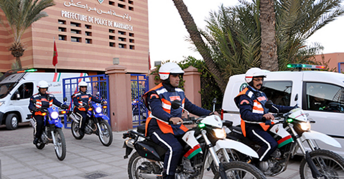 Police in Marrakech Arrest 13 Internationally Wanted Suspects in 1 Year