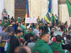 Algerians Condemn Military Interference in Crisis on 12th Friday of Protests