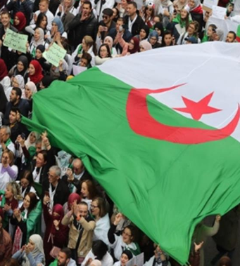 Anti-Government Protests Continue in Algeria, Several Protesters Arrested