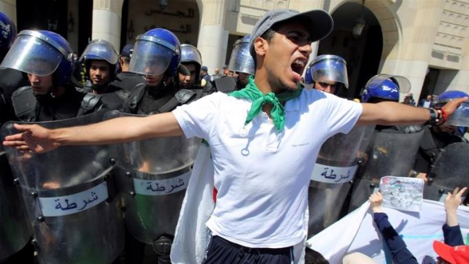Algerian Elections Likely to be Postponed Amid Growing Unrest