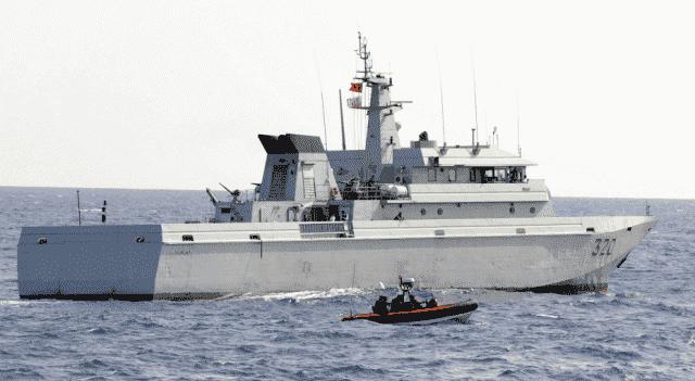 Royal Moroccan Navy Rescues 249 sub-Saharan Migrants