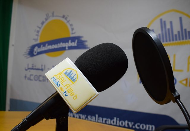 Sala Web Radio TV Station