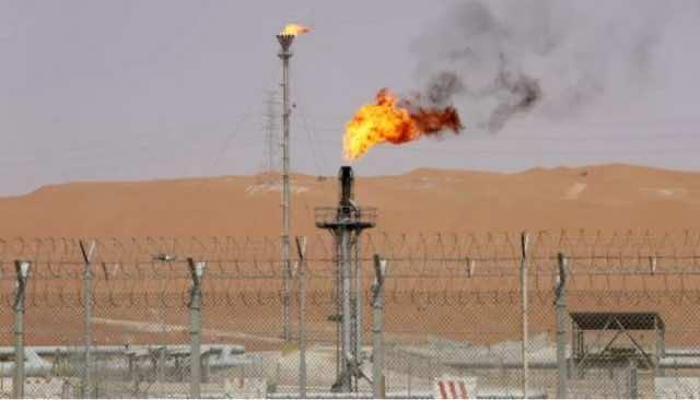 Saudi Aramco production facility