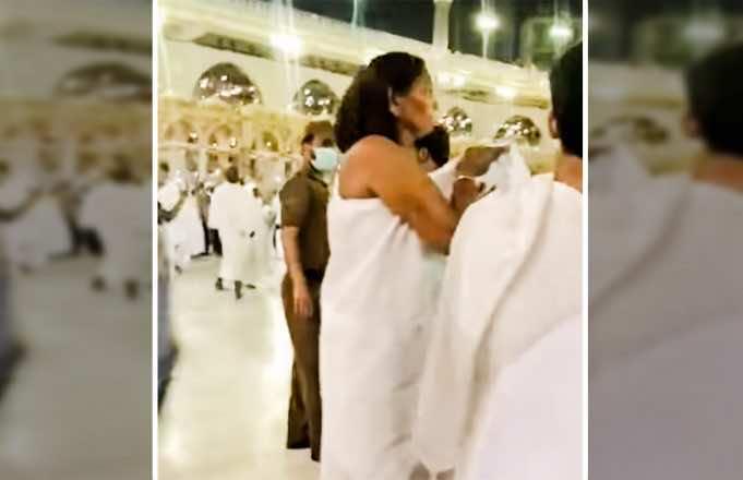 Saudi Imam Talks Gender as Androgynous Mecca Pilgrim Video Goes Viral